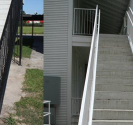 Concrete Stair Fabrication