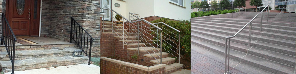 Exterior Handrails for Oakland and San Francisco