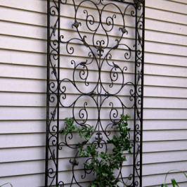 Garden wall decorations