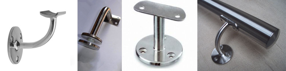 Stainless Steel Handrail Brackets For Oakland And San