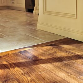 Hardwood or Tile Floors for the Kitchen