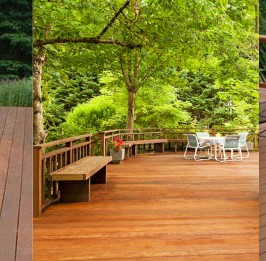 Average Cost Of A Wood Deck