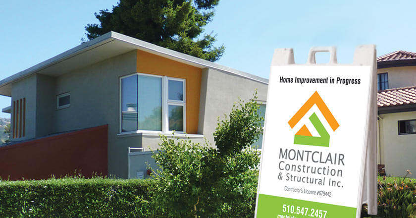 Montclair-Construction-good-sign-banner