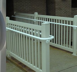 ADA Compliant Hand railing