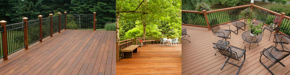 Average Cost Of A Wood Deck Per Square