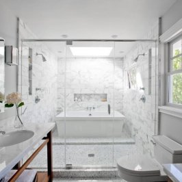 Carrera marble – making your bathroom look and feel nice