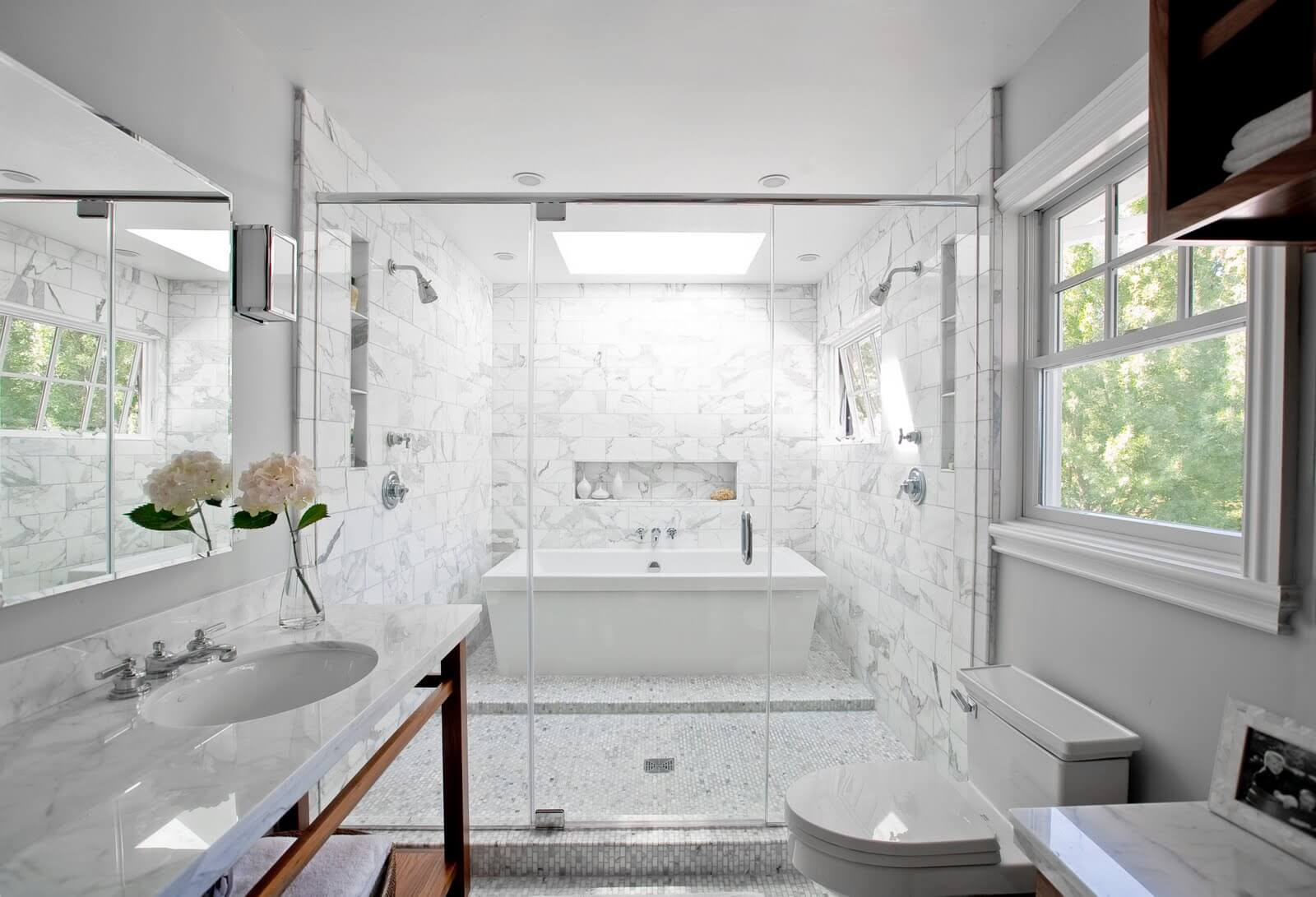 Carrera Marble Making Your Bathroom Look And Feel Nice For Oakland And San Francisco