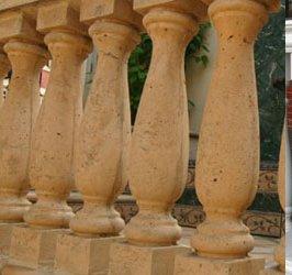 Cement Balustrades