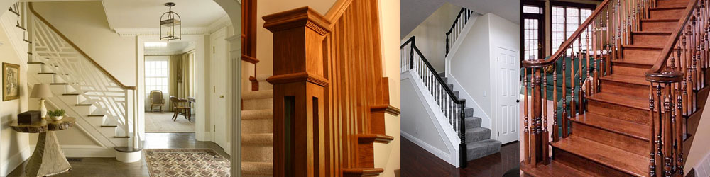 Staircase Banister Ideas Montclair Construction