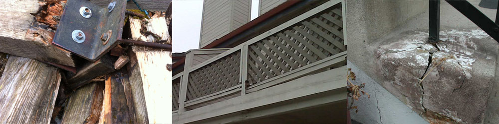 Staircase Railing Repair for Oakland and San Francisco
