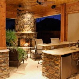 Planning an Outdoor Kitchen